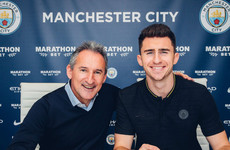 Laporte signs long-term extension with Manchester City