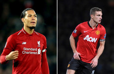 'I wouldn't take Van Dijk over any of Man United's centre-backs,' says Vidic