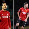 'I wouldn't take Van Dijk over any of Man United's centre-backs,' says Vidic