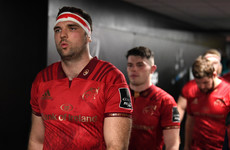 Tadhg Beirne flies in late and shines in Munster win over Ospreys