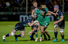 Brilliant late Daly try not enough as Connacht get out-gunned in Glasgow