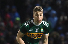 Keane makes four changes as Kerry seek fourth league win in a row against Galway