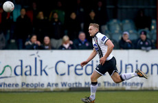 Ex-Dundalk midfielder switches to Waterford three months after joining St Pat's