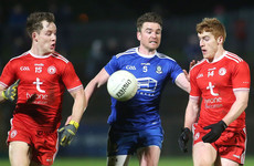 1-6 for Harte helps clinical Tyrone to first league victory against off-colour Monaghan