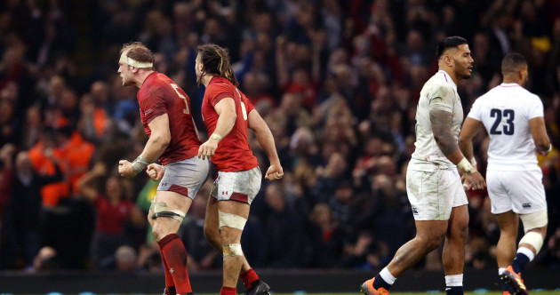 It's AWJ's world, we just live in it: The42's Six Nations Team of the Week