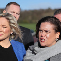 New opinion poll shows significant jump in support for Sinn Féin