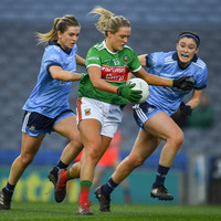 Niamh McEvoy bags 1-5 as Dublin come from behind to beat Mayo