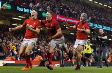 Gatland hails 'special' Wales players after downing England
