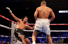 Eubank dominates DeGale in all-British grudge match