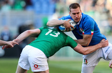 As it happened: Italy vs Ireland, Six Nations