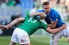 As it happened: Italy vs Ireland, Six Nations