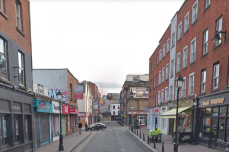 Liffey Street Lower, Dublin