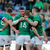 Ireland survive first-half scare in Rome to notch bonus-point win over Italy