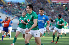 How did you rate Ireland in their stodgy win over Italy?