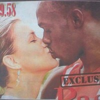 Did Usain Bolt break up with his girlfriend to run faster?