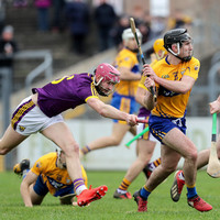 Clare survive late onslaught and hold on for victory against Wexford