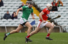 1-9 for Horgan as Cork bring Limerick's winning hurling league run to an end
