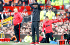 Jurgen Klopp admits Liverpool 'lost two points' against injury-hit United