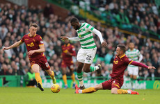 Edouard double maintains Celtic's lead atop Scottish Premiership