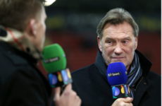 Glenn Hoddle says he is 'lucky' to be alive following cardiac arrest at BT Sport studio