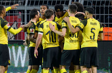 Sancho stars as Dortmund stretch Bundesliga lead with win over Leverkusen