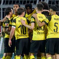 Sancho stars as Dortmund stretch Bundesliga lead with win over Leverkusen