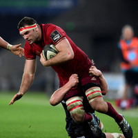 Beirne hoping Schmidt gets to watch back his man-of-the-match display against Ospreys