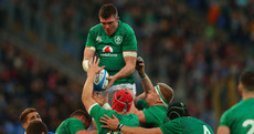 'It certainly isn't from a lack of trying': O'Mahony hoping Ireland unlock form for French Test