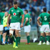 Ireland leave Rome 'relieved' but underperformance causes concern