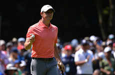 Brilliant back 9 not enough for McIlroy as DJ wins in Mexico