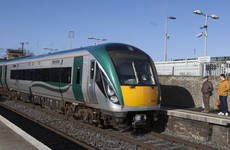Rail service resumes following delays at Dublin's Heuston station