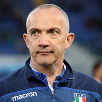 'We live in a sensationalist world' - Conor O'Shea says Italy are climbing
