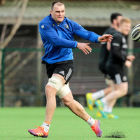 Ruddock pushing for Leinster return but Leavy and McGrath remain sidelined
