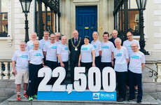 Dublin Marathon increased to record 22,500 runners