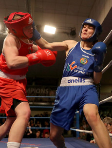 'I would have beaten her again... She didn't have the balls to step up and take the chance'