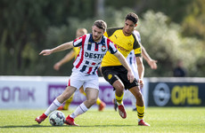 McCarthy welcomes decision by Eredivisie midfielder Crowley to declare for Ireland