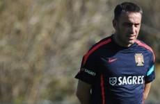 Bento springs surprises in Portugal Euro 2012 squad