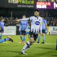 Hoban penalty helps Dundalk rally from behind to earn first league win of the season