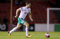 Cork City off the mark as stunning Morrissey strike ensures first league victory of 2019