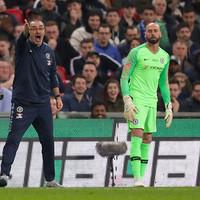Sarri mess for Chelsea as Kepa row overshadows Spurs clash