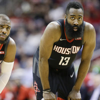 Harden's incredible 32-game streak ends, LeBron laments 'distractions' after Lakers lose again