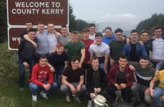 Proud Kerry club hold homecoming for Fitzgibbon Cup-winning star and UCC team-mates