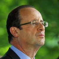 Le nouveau président: Hollande to be sworn in today
