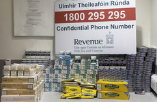 Revenue seizes cigarettes and tobacco worth €20,000 at Dublin Airport
