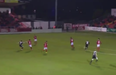 All of last night's League of Ireland highlights including stunning Cork and Waterford strikes