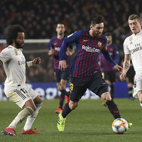Saturday's El Clásico to be shown live on eir Sport