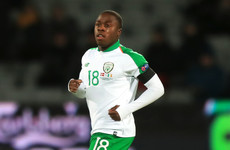 Blow for Ireland as Obafemi is ruled out for the rest of the season