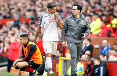 Firmino hands stuttering Liverpool injury boost