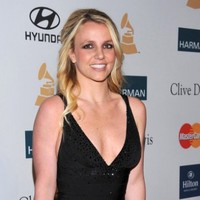 Britney Spears joins The X Factor judges' table