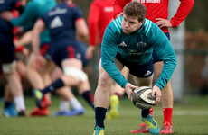 Munster scrum-half Cronin takes inspiration from big brother's career